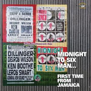 Midnight To Six Man:First Time From Jamaica (Vinyl), Diverse Interpreten