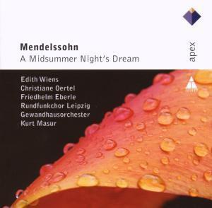 Midsummer Night'S Dream Op.61, Kurt Masur, Gol, Rsol