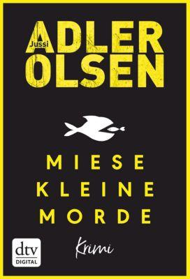 Miese kleine Morde, Jussi Adler-Olsen