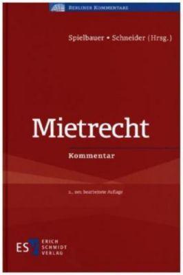 Mietrecht, Julia Ettl, Christoph Kern, Vladimir Klokocka, Helmut Krenek, Joachim Schneider, Christian Spielbauer, Spielbau