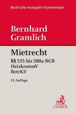 Mietrecht - Bernhard Gramlich pdf epub
