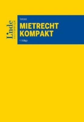 Mietrecht kompakt - Alfred Tanczos |
