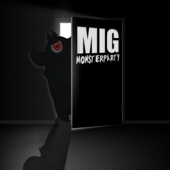 MIG - Monsterparty, 1 Audio-CD, Kim Jens Witzenleiter