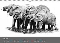 Mighty Fine Art Drawn Wild 2019 (Wall Calendar 2019 DIN A3 Landscape) - Produktdetailbild 4