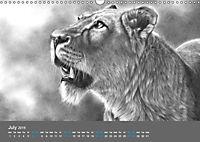 Mighty Fine Art Drawn Wild 2019 (Wall Calendar 2019 DIN A3 Landscape) - Produktdetailbild 7