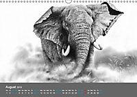 Mighty Fine Art Drawn Wild 2019 (Wall Calendar 2019 DIN A3 Landscape) - Produktdetailbild 8