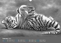 Mighty Fine Art Drawn Wild 2019 (Wall Calendar 2019 DIN A3 Landscape) - Produktdetailbild 2