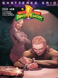 Mighty Morphin Power Rangers: Mighty Morphin Power Rangers, Volume 24, Kyle Higgins