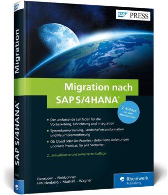 Migration nach SAP S/4HANA, Frank Densborn, Frank Finkbohner, Jochen Freudenberg, Kim Mathäss, Frank Wagner