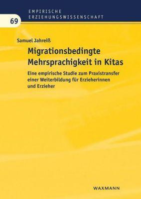 Migrationsbedingte Mehrsprachigkeit in Kitas - Samuel Jahreiß pdf epub