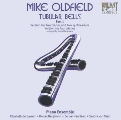 Mike Oldfield - Tubular Bells, CD, Elizabeth Bergmann, Jeroen van Veen