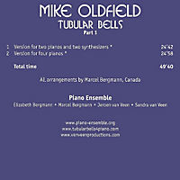 Mike Oldfield - Tubular Bells, CD - Produktdetailbild 1