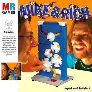 Mike & Rich: Expert Knob Twiddlers, Aphex Twin & µ-Ziq