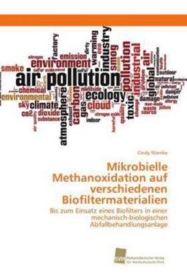 Mikrobielle Methanoxidation auf verschiedenen Biofiltermaterialien, Cindy Wienke