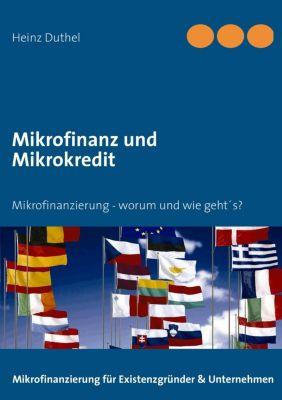 Mikrofinanz und Mikrokredit, Heinz Duthel