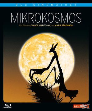 Mikrokosmos Blu Cinemathek, Claude Nuridsany, Marie Pérennou