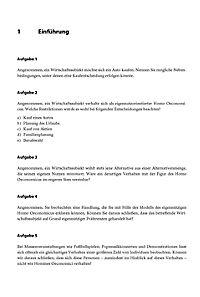 Mikroökonomik-Übungsbuch, m. CD-ROM - Produktdetailbild 1