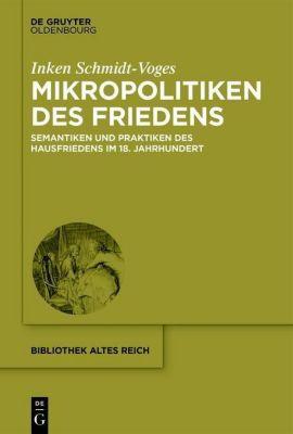 Mikropolitiken des Friedens, Inken Schmidt-Voges