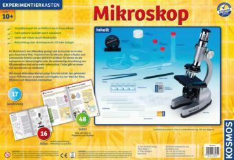 Mikroskop experimentierkasten jetzt bei weltbild.de bestellen