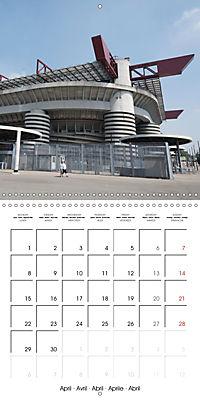 Milan - Italy (Wall Calendar 2019 300 × 300 mm Square) - Produktdetailbild 4