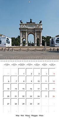Milan - Italy (Wall Calendar 2019 300 × 300 mm Square) - Produktdetailbild 5