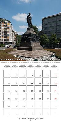 Milan - Italy (Wall Calendar 2019 300 × 300 mm Square) - Produktdetailbild 7