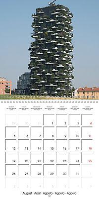 Milan - Italy (Wall Calendar 2019 300 × 300 mm Square) - Produktdetailbild 8
