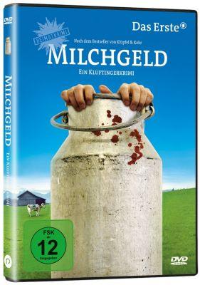Milchgeld - Ein Kluftinger-Krimi, Volker Klüpfel, Michael Kobr