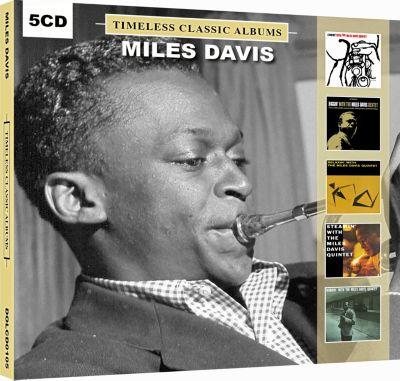 Miles Davis, 5 CDs