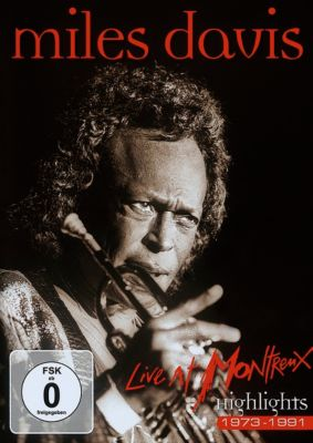Miles Davis - Live at Montreaux (Highlights 1973-1991), DVD, Miles Davis
