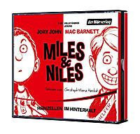 Miles & Niles - Hirnzellen im Hinterhalt, 3 Audio-CDs - Produktdetailbild 2