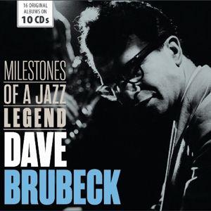 Milestnes Of A Jazz Legend, Dave Brubeck