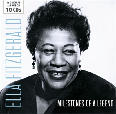 Milestones of a Legend, 10 CDs, Ella Fitzgerald