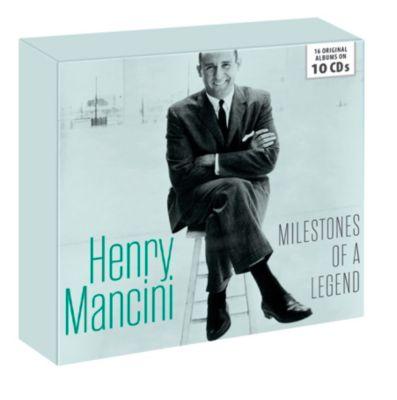 Milestones Of A Legend (10CD-Box), Henry Mancini
