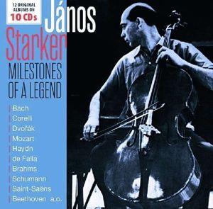 Milestones Of A Legend-12 Original Albums, János Starker
