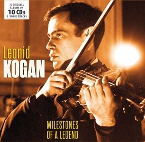 Milestones Of A Legend, Leonid Kogan