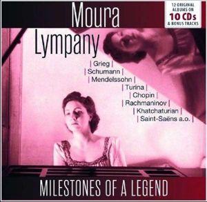 Milestones Of A Legend, Moura Lympany