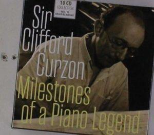 Milestones Of A Piano Legend, Clifford Curzon, Sir Clifford Curzon