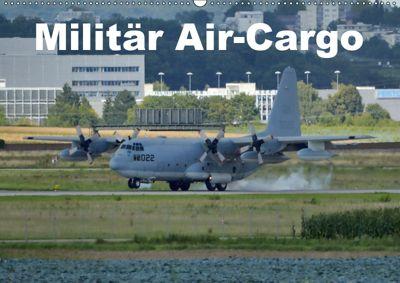 Militär Air-Cargo (Wandkalender 2019 DIN A2 quer), TomTom