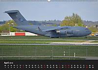 Militär Air-Cargo (Wandkalender 2019 DIN A2 quer) - Produktdetailbild 4
