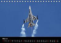Militärflugzeuge 2019 (Tischkalender 2019 DIN A5 quer) - Produktdetailbild 5