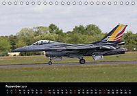 Militärflugzeuge 2019 (Tischkalender 2019 DIN A5 quer) - Produktdetailbild 11