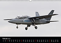 Militärflugzeuge 2019 (Wandkalender 2019 DIN A3 quer) - Produktdetailbild 2