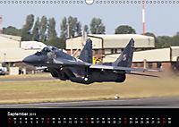 Militärflugzeuge 2019 (Wandkalender 2019 DIN A3 quer) - Produktdetailbild 9
