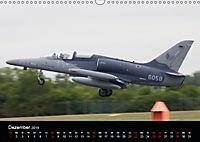 Militärflugzeuge 2019 (Wandkalender 2019 DIN A3 quer) - Produktdetailbild 12