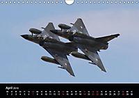 Militärflugzeuge 2019 (Wandkalender 2019 DIN A4 quer) - Produktdetailbild 4