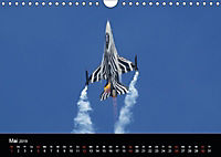 Militärflugzeuge 2019 (Wandkalender 2019 DIN A4 quer) - Produktdetailbild 5