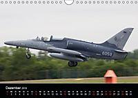 Militärflugzeuge 2019 (Wandkalender 2019 DIN A4 quer) - Produktdetailbild 12