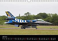 Militärflugzeuge 2019 (Wandkalender 2019 DIN A4 quer) - Produktdetailbild 7