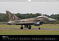 Militärflugzeuge 2019 (Wandkalender 2019 DIN A4 quer) - Produktdetailbild 3